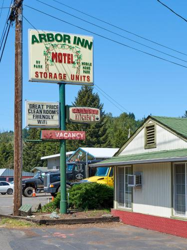 Arbor Inn Motel Oakridge