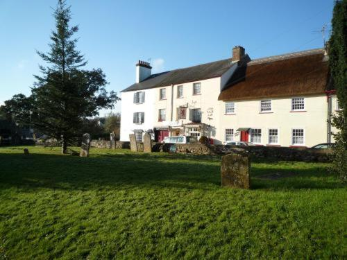 Red Lion Inn, The,Sidmouth