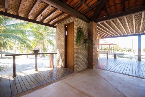 Casa de Praia Mico Leão