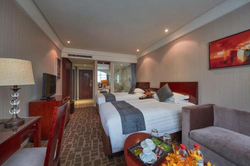 New Century Manju Hotel·Shanghai Railway Station, Шанхай