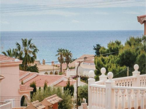 Four-Bedroom Holiday Home in Mazarron