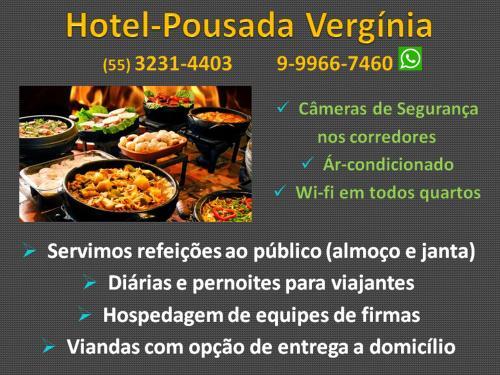 Hotel-Pousada Vergínia