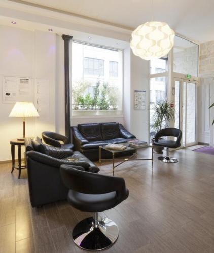 Hotel sofia paris h tel 21 rue de sofia 75018 paris for Garage alfortville rue veron