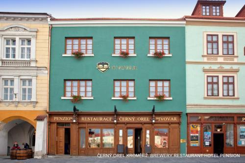 Cerný Orel – Pivovar, Hotel, Penzion