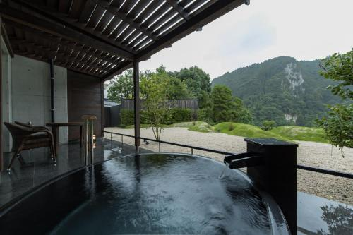 Superior Room with Tatami Area and Private Bathroom and Open-Air Bath - Non-Smoking