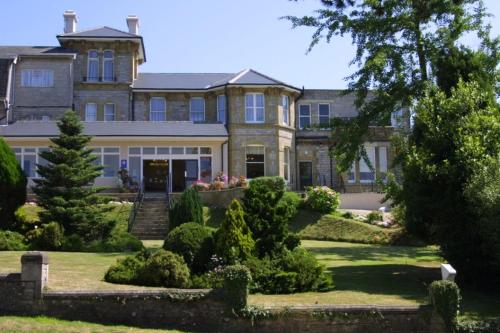 Melville Hall Hotel and Utopia SPA hotel in Sandown, Isle of Wight