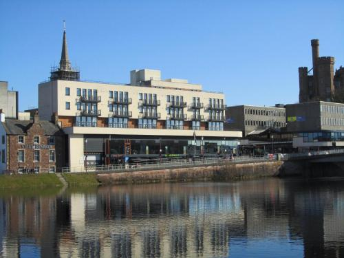 Photo of Bridge Street Apartments Self Catering Accommodation in Inverness Highland