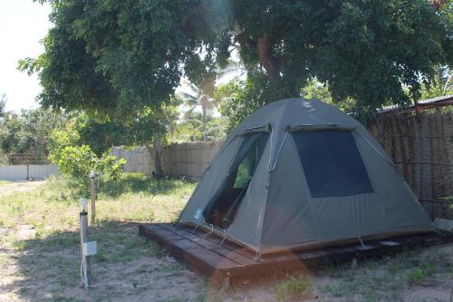 Tent (2 Adults) with External Shared Bathroom