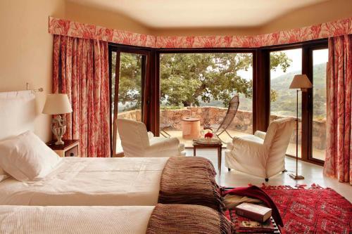 Habitación Doble Superior con terraza Hotel Nabia 6