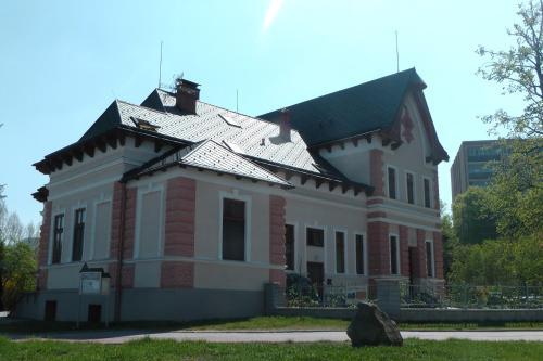 Penzion Vila Machů