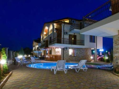 Sozopol Pearls Hotel