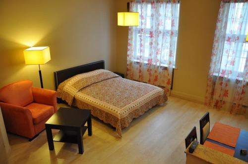 Отель Amber Apartments 0 звёзд Польша