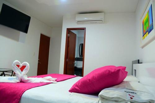 Hotel Aguazul Plaza Centro