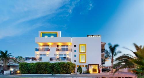 Hotel Villamor, hotel en Denia