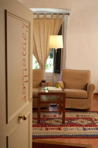 Habitación Doble Estándar Hotel la Plaça Madremanya 7