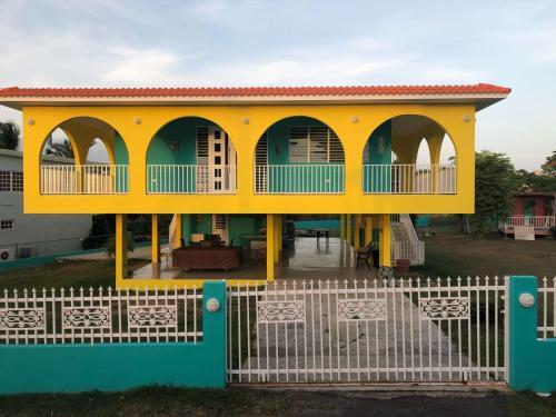 Casa de playa, Fajardo