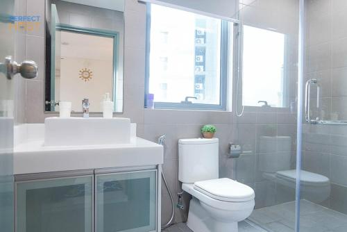 1 Bedroom @ Summer Suites by Perfect Host, Куала-Лумпур