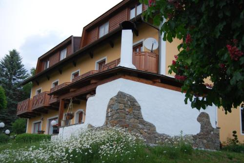 Appartements Pension Waldheim