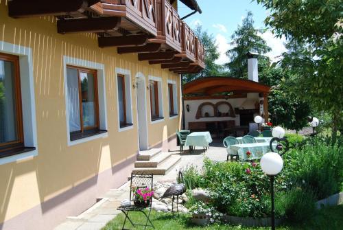 Appartements Pension Waldheim - Superior Apartment mit 2 Schlafzimmern und Balkon