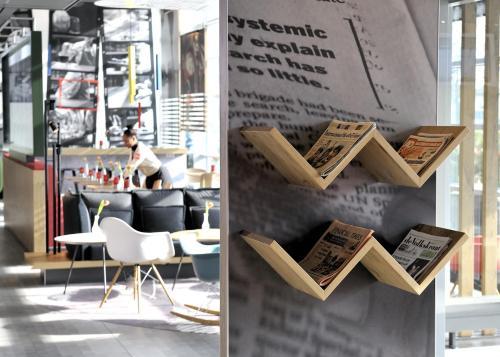 ibis Amsterdam City West photo 7