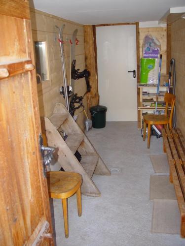 Chambre Chez Philippin Bruson, en face de Verbier
