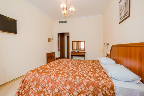 Standard Double Room with Treatment