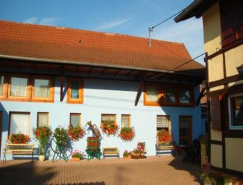 Chambres D Hotes Melodies D Alsace Bed Breakfast Hindisheim In France