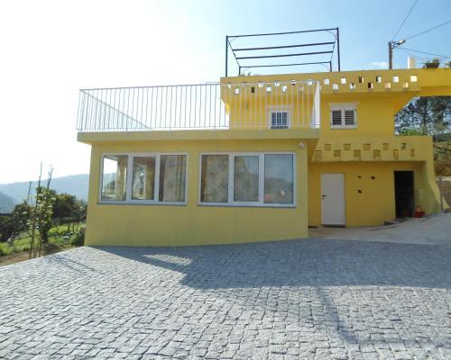 Casa Amarela - Região do Douro