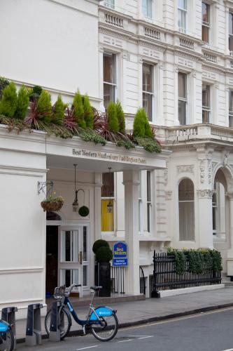 Best Western Shaftesbury Paddington Court London,London
