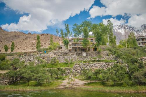 Borith Lake Hotel & Resort, Hunza