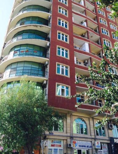 Comfortable apartment near the center, Baku