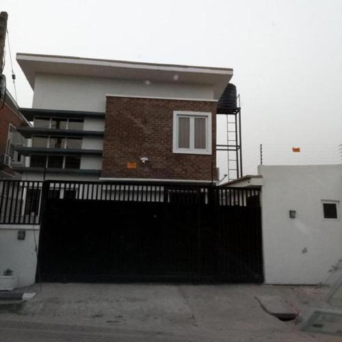 Zion Place, Ikeja