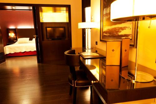 Suite Junior Hotel Boutique Gareus 2