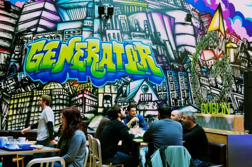 Photo of Generator Hostel Dublin Hotel Bed and Breakfast Accommodation in Dublin Dublin