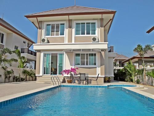 Baanusabai Pool Villa B1 Cha-Am
