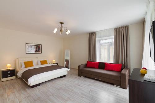 Lights Apartments with two bedrooms in the center of city, Lviv