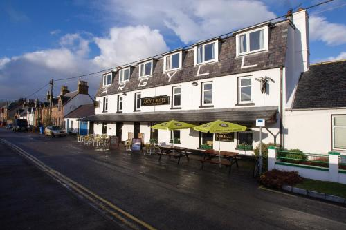 Photo of Argyll Hotel Hotel Bed and Breakfast Accommodation in Ullapool Highland