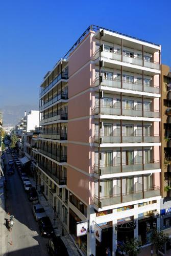 Hotel Nefeli - Koumoundourou 10 Greece