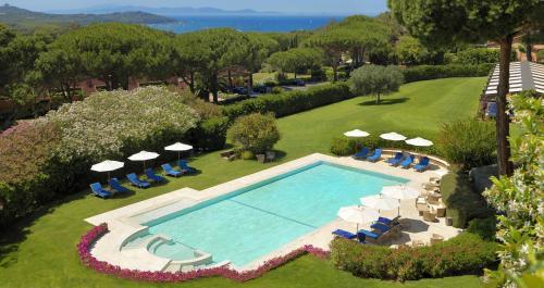 foto Gallia Palace Hotel-Relais & Châteaux (Capo Civinini)