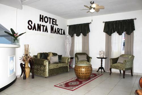 Hotel y Restaurante Santa Maria, Ahuachapán