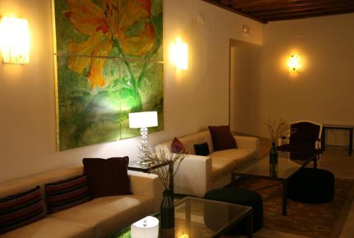 Junior Suite Hotel Convento Del Giraldo 2