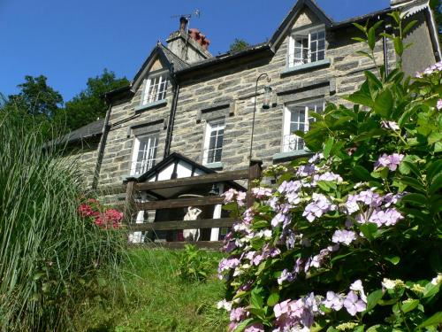 Photo of Glyntwrog House Hotel Bed and Breakfast Accommodation in Betws-y-coed Conwy
