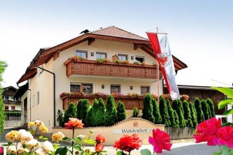 Отель Ferienwohnung Walderhof Natz 0 звёзд Италия