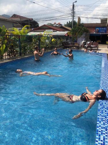 Real Vang Vieng Backpacker Hostel, Vang Vieng