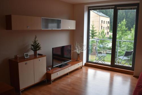 Apartment Mumlava falls
