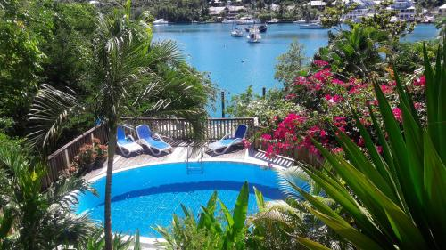 Mango Beach Inn, Marigot Bay