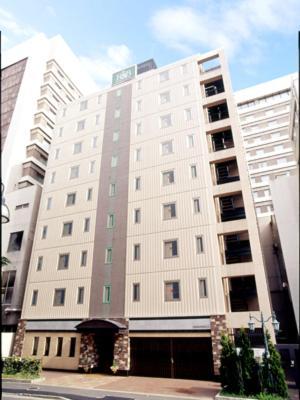 R&B Hotel Hakata Ekimae front view