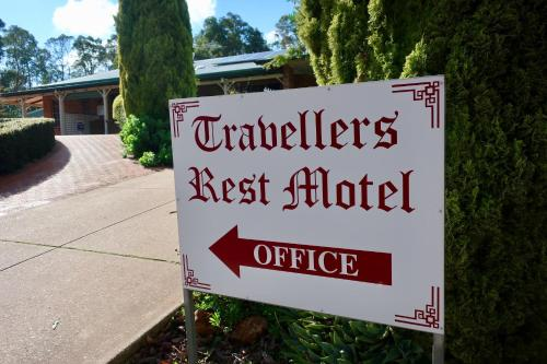 The Travellers Rest Motel
