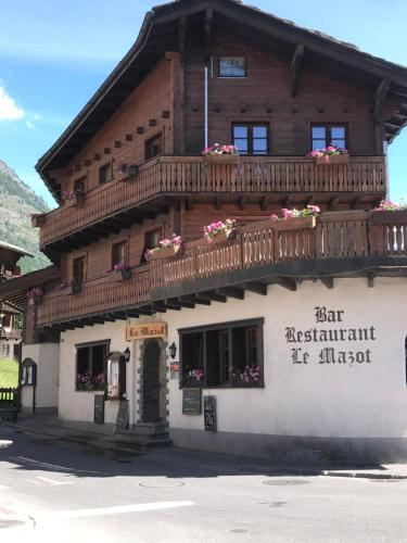 Hotel-Restaurant le Mazot, Zermatt