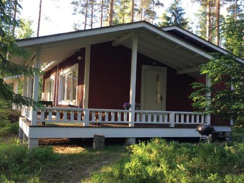 Lake house with sauna, Kouvola